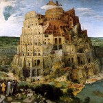 Tower of Babel, by Pieter Brueghel, 1563