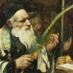 Leopold_Pilichowski_-_Examining_the_Lulav