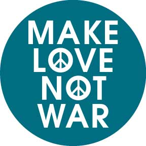 essay about love peace and war Nations go to war, often quoting peace as the most important thing to remember when we talk about peace is lovelove and peace are inseparablewe.