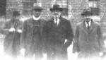 Rabbis Gurewicz, Danglow, Super & Brodie
