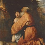 Abraham & Isaac, by Jan Lievens, c.1637