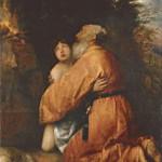 Abraham & Isaac, by Jan Lievens, c.1637