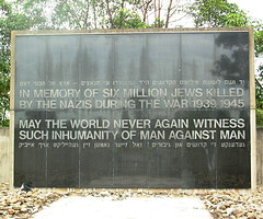 the question of why the holocaust happened Question: why did god allow the holocaust answer: in dealing with the problem of evil in the world, we run into many problems like this.