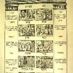 The Ten Plagues, Venice Haggadah, 1609
