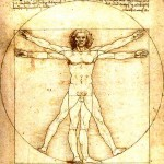 leonardo da vinci body man person science