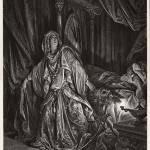 Judith and Holofernes, by Gustave Doré, 1866