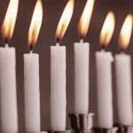 menorah lights