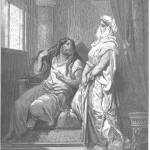 Samson & Delilah, by Gustav Dore