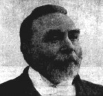 "Photo of Rabbi Davis from ""The Town and Country Journal"", 10 August, 1898"