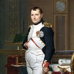 Napoleon, by Jacques-Louis David, 1812