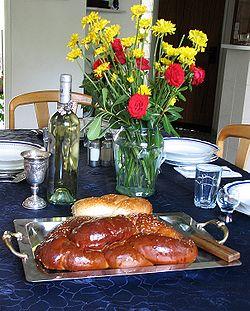The Sabbath Table