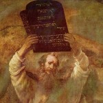 Moses, by Rembrandt, 1659