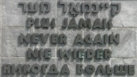 never again holocaust shoah zachor