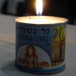 Yahrzeit light