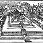 Depiction of the Second Temple in Jerusalem