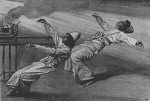 The death of Nadav & Avihu, by James Tissot