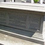 Hermann Adler tomb grave