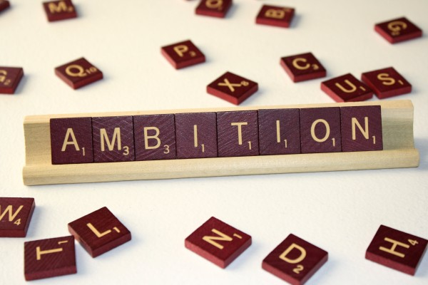 how to ask someone ambition