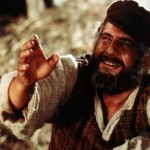 fiddler tevye topol speaks to god