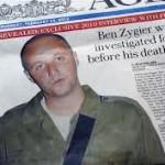 Ben Zygier suicide