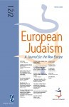European Judaism journal
