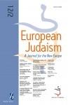 European Judaism journal