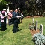 ANZAC Mountt Scopus Jerusalem Cemetery