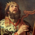 King David, by Gerard van Honthorst, 1622