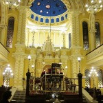 Great Synagogue Sydney bimah