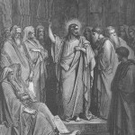 Jesus preaching, by Gustave Dore, 1891