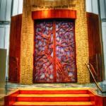 Lincoln Square Synagogue Ark Aron Kodesh New York