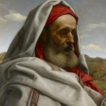 Depiction of Eliezer of Damascus, by William Dyce