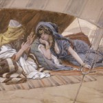 Sarah & Abraham, by James Tissot