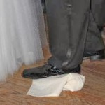 breaking glass wedding