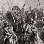 Maccabees warriors battle