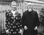 Rev. Zalel & Freda Mandelbaum