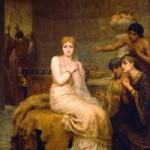 Vashti refuses the king's summons, Edwin Long, 1879